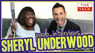 What would Sheryl Underwood say to Bill Cosby??