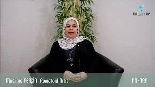 Romatoid Artrit 1 ( İltihaplı Eklem Romatizması ) - Onlar Sağlığına Kavuşuyor - Dr Ceyhun Nuri