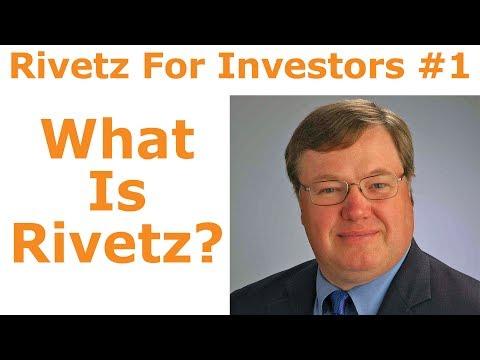 Rivetz For Investors #1 - What Is Rivetz? - Steven Sprague, Tai Zen &  Leon Fu Dot Com™