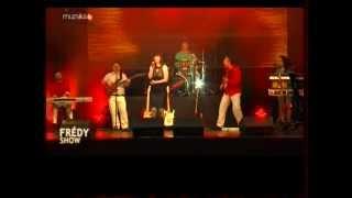 Syntia - Engem csak szeretni kell, Muzsika Tv, Frédy Show Tv felvétel - Cegléd 2015.március 21