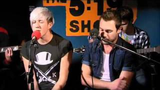 The Blackout - This Is Why We Can't Have Nice Things (I Don't Care) Acoustic Live