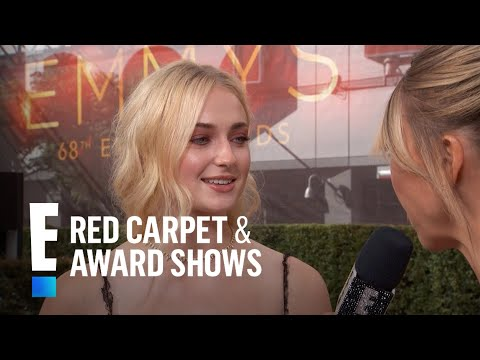 See Sophie Turner's New Tattoo at 2016 Emmys | E! Live from the Red Carpet