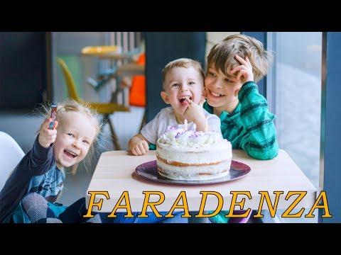 Не пародия   FARADENZA   День рождения Глеба
