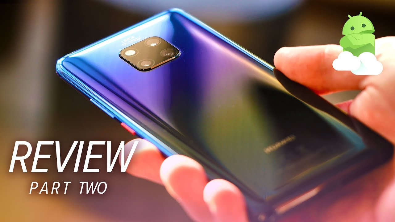 Huawei Mate 20 Pro review: The phone that does everything | Android