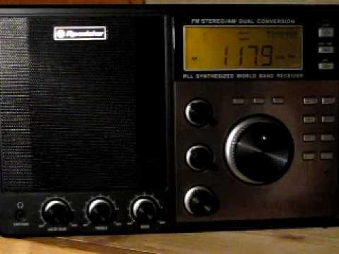 Radio Sweden on Medium Wave (Farewell)