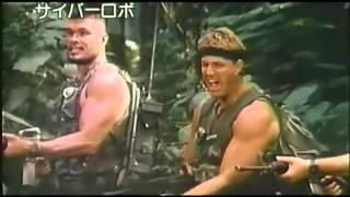 Robowar (1989) - Trailer PREDATOR Rip-Off (16:9)
