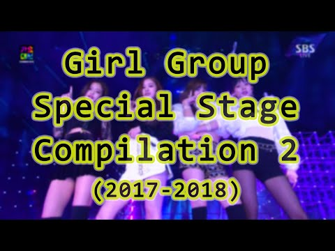 K-Pop Special Stages [Girl Groups] Part 2 - TWICE, (G)I-DLE, GFRIEND, Red Velvet etc.