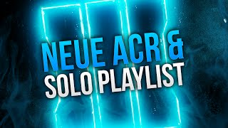 Neue ACR WAFFE & Solo Playlist - Black Ops 3 (Deutsch/German)