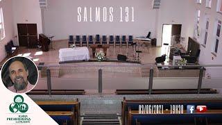 Reflexão: Salmos 131 - IPT