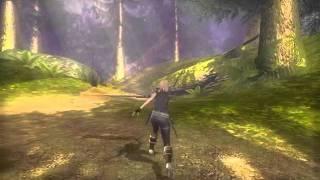 超未来アクションRPG『ディバインソウル』スラッシャープレイムービー
