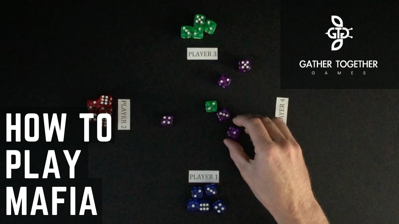 Download How To Play Mafia (Dice Game)