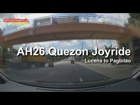 Pinoy Joyride - AH26 Lucena to Pagbilao Quezon Joyride