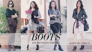 Boots For Different Heights Thumbnail
