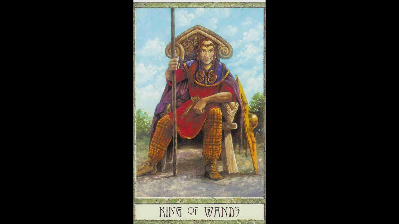 eight of wands and king relationship