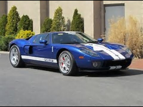 2006 ford gt review i drive my dream car youtube. Black Bedroom Furniture Sets. Home Design Ideas
