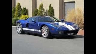 2006 Ford GT Review - I Drive My Dream Car