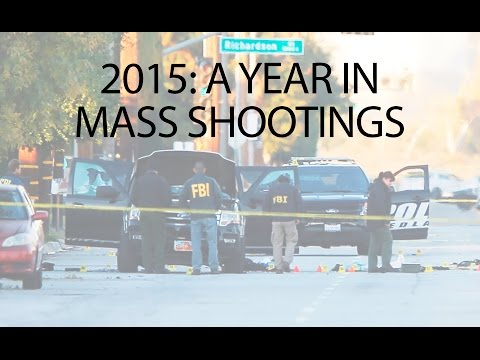 2015: a year in mass shootings