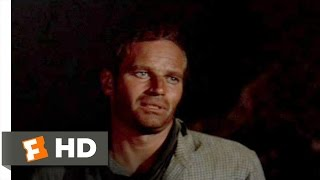 The Big Country (7/10) Movie CLIP - Fighting Words (1958) HD