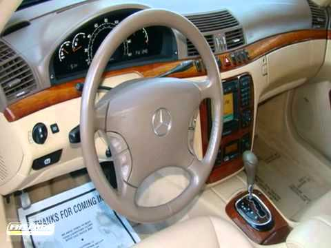 2001 Mercedes Benz S430 Arlington Dallas DFW, TX #01S4304U