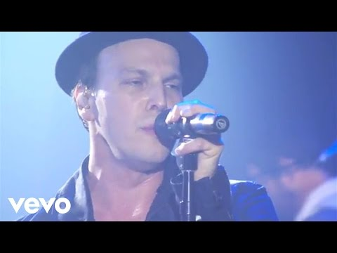 Gavin DeGraw - Not Over You (AOL Music Sessions)