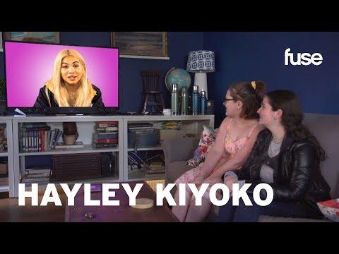 Hayley Kiyoko Helps A Fan Ask Her Girlfriend To Prom   Fuse