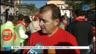 Los mineros de Asturias realizan una marcha a Oviedo