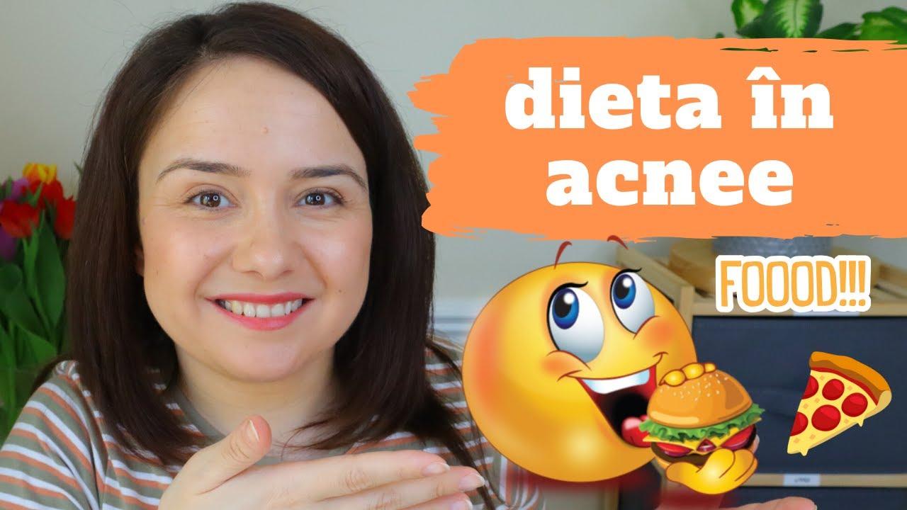 dieta alimentara pentru acnee)