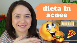 dieta contra acneei)