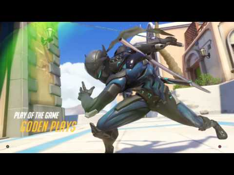 Goden's Blade -  Overwatch
