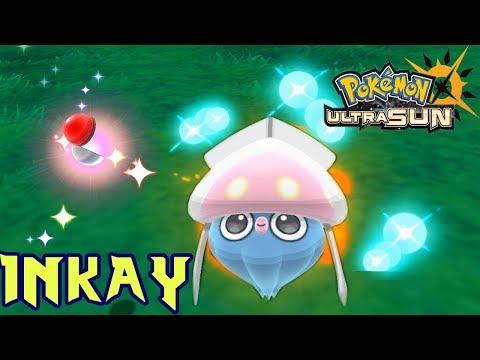 Pokémon Ultra Sun and Ultra Moon 2 : Gotcha!!! Mình đã có được bé pokemon mới