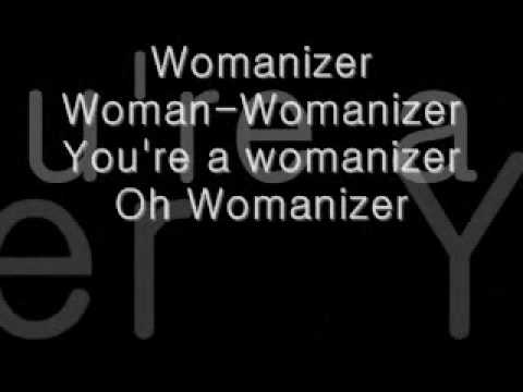 Britney Spears - Womanizer Lyrics
