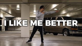 I Like Me Better - Lauv | SHAWN LO Choreography | Spring 2018 Workshop