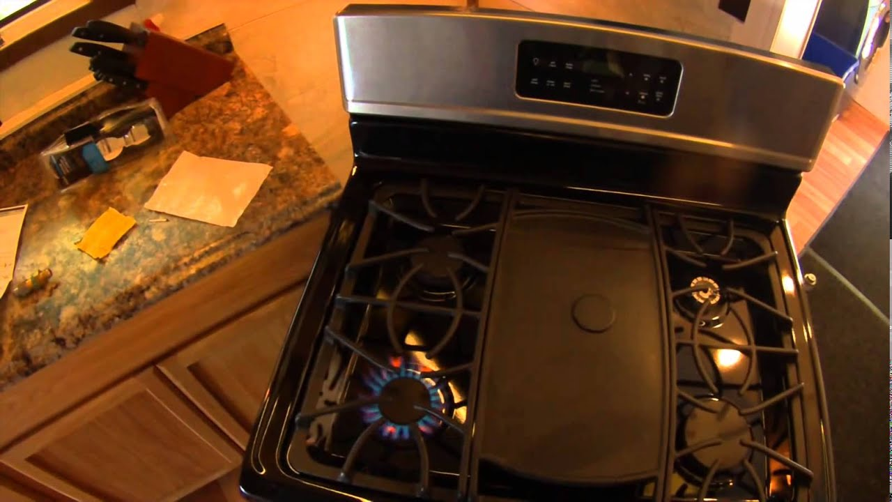 Hooking Up An Electric Range By Howto Bob Youtube