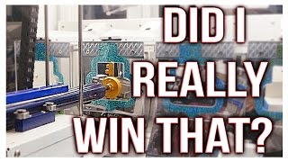 DID I REALLY WIN THIS FROM KEYMASTER? || Arcade Games!