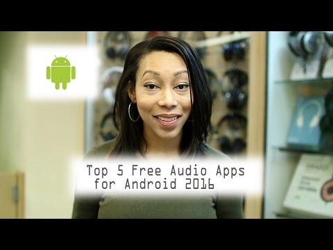 Top 5 Free Audio Apps For Android 2016
