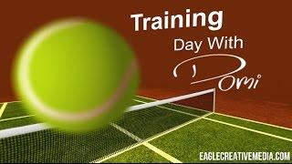 Dominika Cibulkova: My training day in Miami, Florida