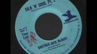 Brother Jack McDuff - silk n soul - part two Cool mod jazz