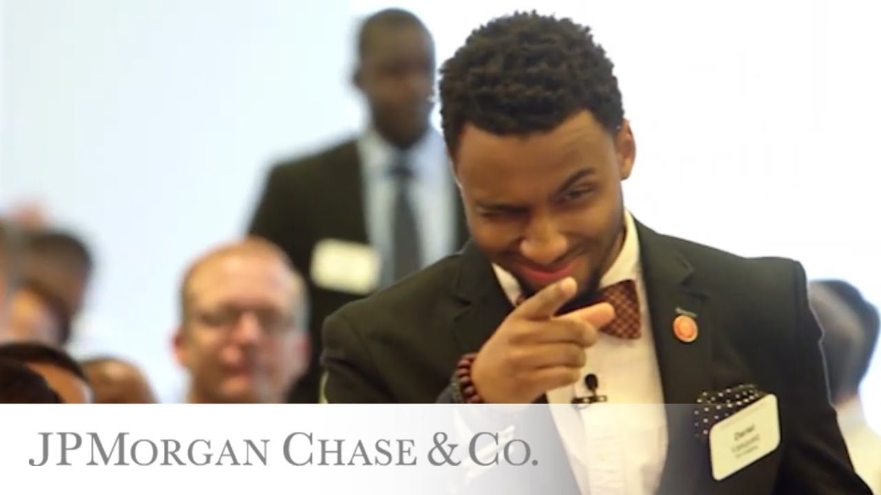 Class of 2020 Virtual Graduation: The Fellowship Initiative | JPMorgan Chase & Co.