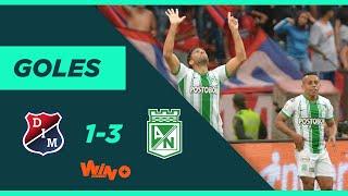 Medellín vs. Nacional (1-3) | Liga BetPlay Dimayor 2020- I | Fecha 6