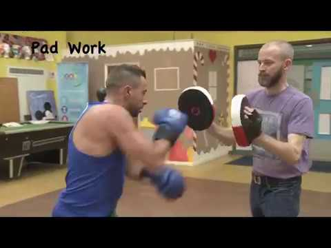 Boxercise at Springwell Community Centre