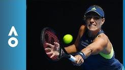 Angelique Kerber v Madison Keys match highlights (QF) | Australian Open 2018