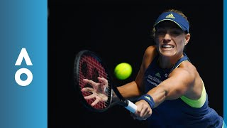 Match highlights from kerber's incredible 51 minute quarterfinals defeat over madison keys at the australian open 2018.
