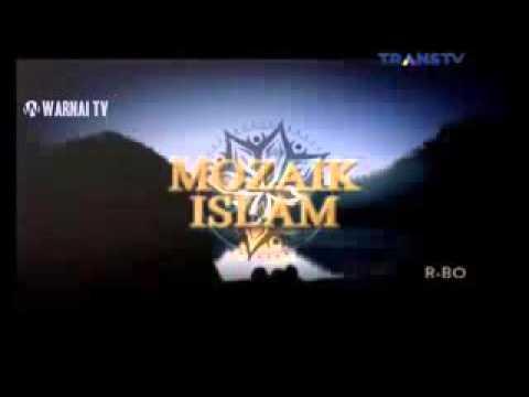 Mozaik Islam- Fitnah yang dibawa Dajjal