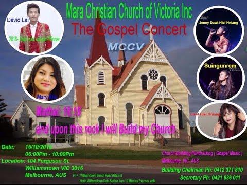 MCCV Building Concert, Melbourne, 16/10/2016