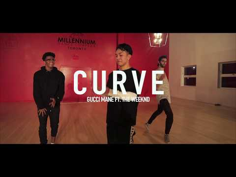 Gucci Mane feat. the Weeknd - Curve | Choreography with Paulina Macias & Michael Prince