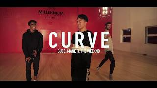gucci mane feat the weeknd curve choreography with paulina macias michael prince