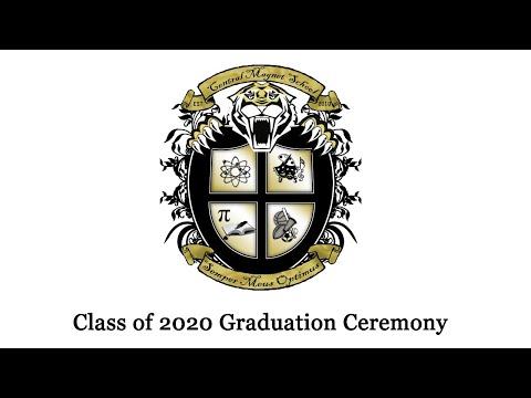 Central Magnet School Graduation Ceremony | Class of 2020