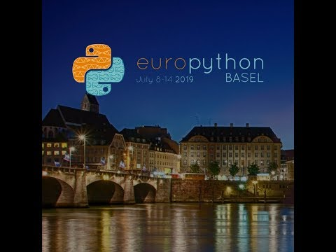 Image from PyCharm - EuroPython Basel Thursday, 11th 2019