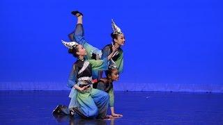 小喜鵲喳喳喳(中國民間舞)