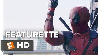 Deadpool Featurette - IMAX (2016) - Ryan Reynolds, Ed Skrein Movie HD